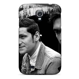 Samsung Galaxy S4 RIB13846OVzK Customized Realistic Before The Dawn Band Image Great Hard Phone Cover -KennethKaczmarek