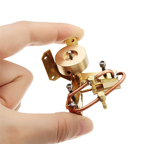 VIDOO Micro Scale M65 Mini V2 Steam Engine Model Gift Collection Diy Project Part