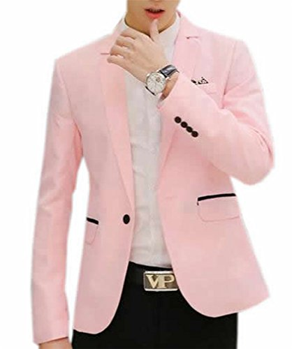 Baby pink blazer - #boohoo #babypink stunning on especially with skinny jeans.