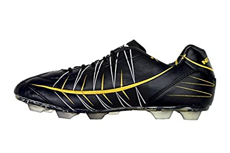 03ba9eb57cd8 Image Unavailable. Image not available for. Colour: Nivia Premier Cleats  Football Shoes ...