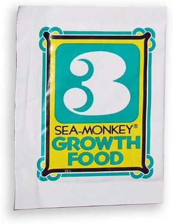 Sea Monkey Growth Food Amazon Co Uk Toys Games
