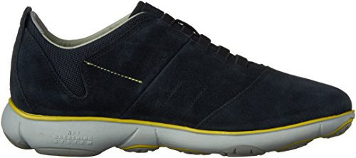 B Navyc4002 Geox Nebula Blu Sneaker U Uomo ETYT78xqSw
