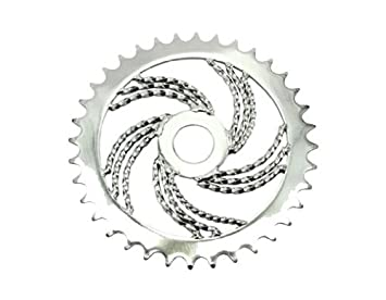 """NEW Chrome Double Square Twisted Round Bicycle Pedals 1//2/"""" Lowrider Bike"""