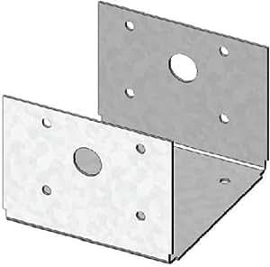 usp structural connectors 4x4 rough deck bracket d44r w. Black Bedroom Furniture Sets. Home Design Ideas