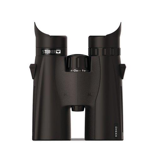 Steiner Optics HX Series 8×42 Binoculars – Versatile Optics, Shockproof and Waterproof Binoculars for Precision in Hunting