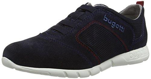Bugatti Bugattik196136 - Baskets Basses Pour Homme, Bleu (bleu (dunkelblu 425)), 43 Eu
