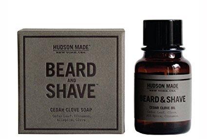 Hudson Made - Organic Cedar Clove Soap + Oil Combo by Hudson Made