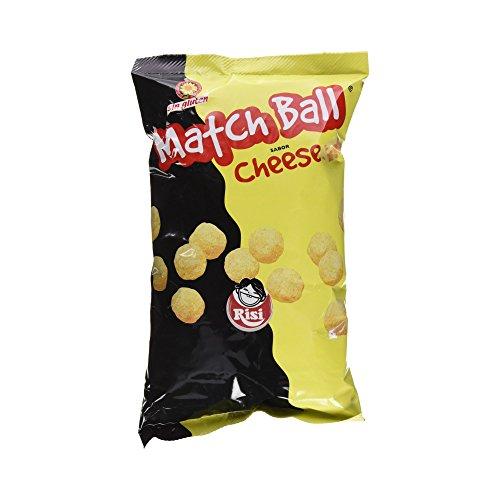 Risi Match Ball Cheese Bolas de Maíz con Sabor de Queso - 90 g: Amazon.es: Amazon Pantry