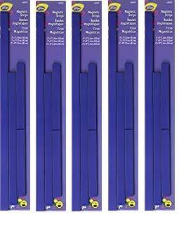 LoRan Magnetic Strips (5-(Pack))