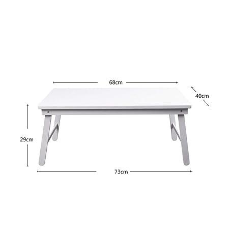 Folding table Mesa pequeña, mesita de Noche, Mesa Plegable ...