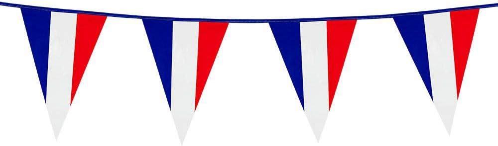 Boland 62039 - Guirnalda de banderines, multicolor: Amazon.es ...