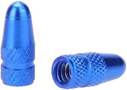 5x Bicycle MTB Presta Valve Mouth Cover Tyre Wheel Rims Stem Air Valve Dust Cap