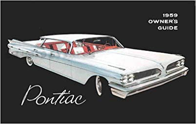 pontiac owners manual