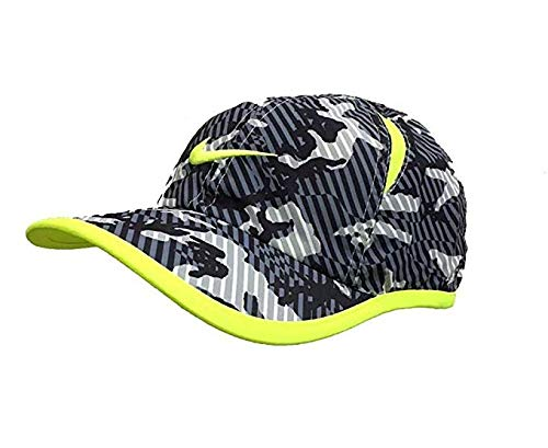 43d50352c3f Nike Boys Dri-Fit Swoosh Graphic Baseball Cap Adjustable Sz 2 4T   Amazon.in  Clothing   Accessories