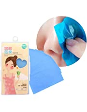 Dofash 80 Sheets Oil Absorbing Tissues Oil Control Film Sheets Blotting Papers for Face Oil Blotting Sheets for Oily Skin (Blue)