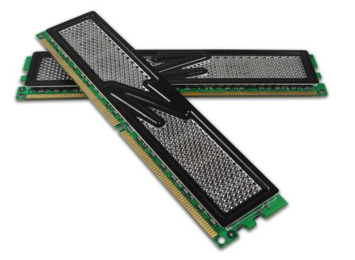 OCZ 1GB Kit (2x512MB) DDR PC-3200/400MHz/Rev. 3/Performance Series/Dual Channel! 400 MHz, CL 2-3-3-6