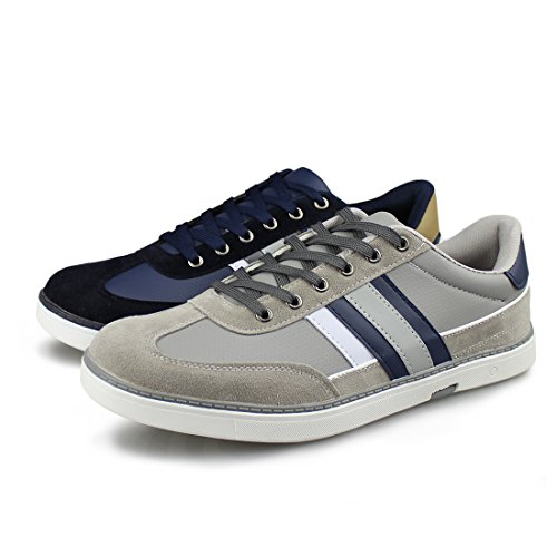 Fashion navy Lace Comfortable up Sneakers Men's Hawkwell 1833 Casual 8qvffX