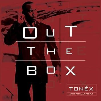 dvd tonex out the box
