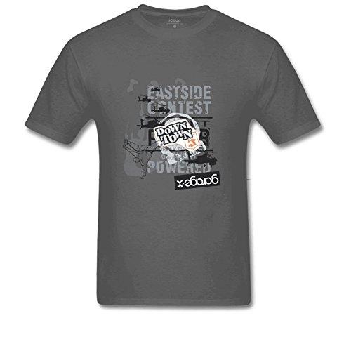 The crowd Heavy Cotton Men's T Shirt XXL - Crowd T-shirt Guys