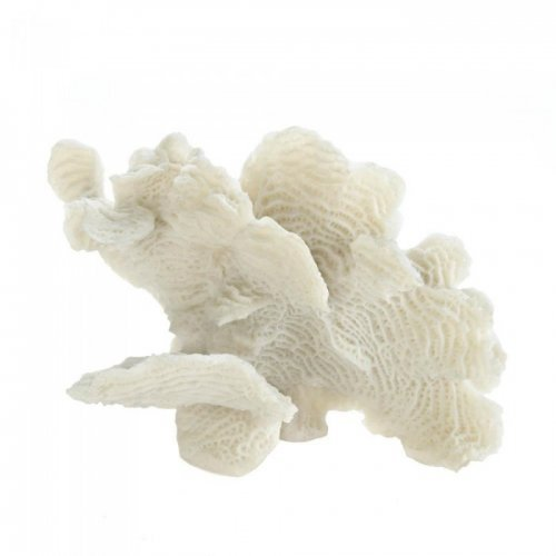 Accent Plus LARGE WHITE CORAL TABLETOP DECOR