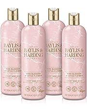 Baylis & Harding Elements Donkere Vijg & Amber Hand Wash