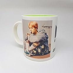 BTS Bangtan Boys JIMIN Mug Cup Ceramic