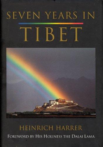 Seven Years in Tibet (Lama Chair)