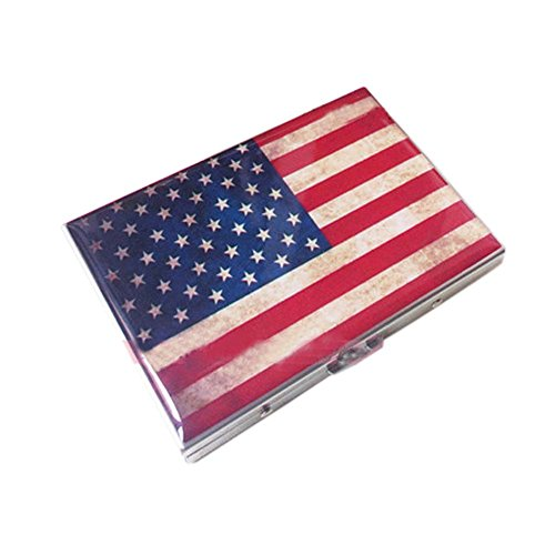 Creative Unique Cigarette Case Men Cigarette Holder, The American ()