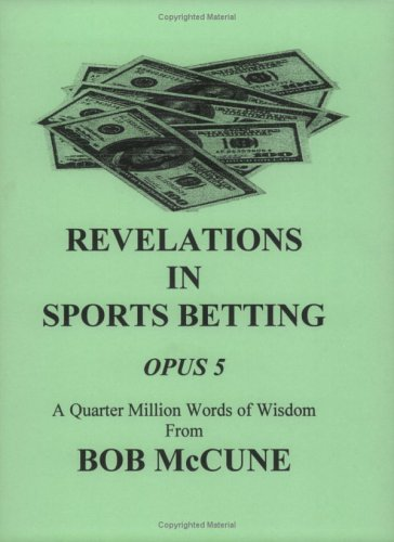Bob mccune sports betting real sociedad vs sevilla betting expert