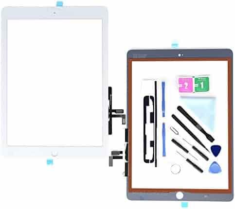 7b6bf423907a08 First Choose White Digitizer iPad 9.7 (A1822, A1823)/Ipad 5 Ipad Air