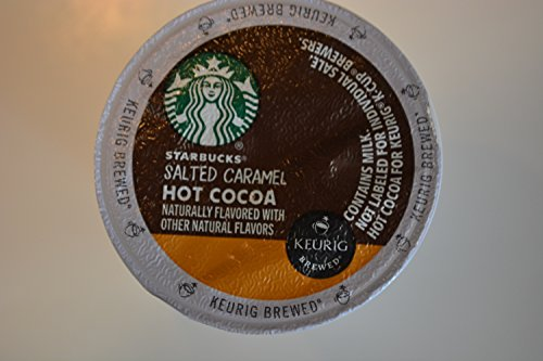 Starbucks Salted Caramel Cocoa Count