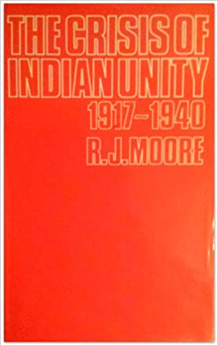 Libros para descargar The Crisis of Indian Unity, 1917-40 (Literatura española) PDB