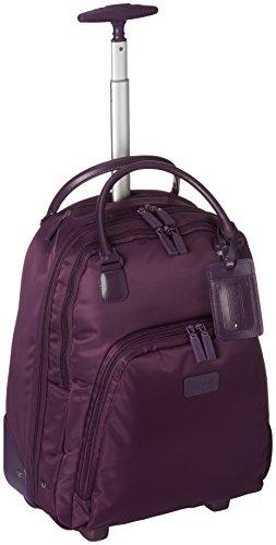 lipault-paris-vertical-wheeled-brief-purple-one-size
