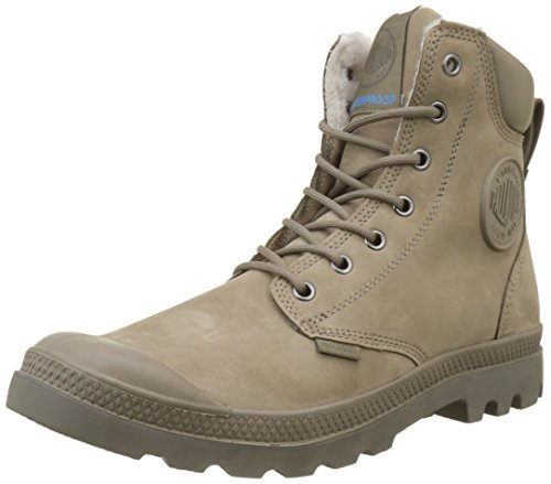 Baskets Palladium Dust Hautes Falcon Sport Pampa Beige Adulte Mixte WPS OF7ZCgwq