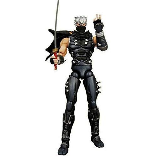 Kin Leung Ninja Gaiden Ryu Hayabusa Action Figure 7.4