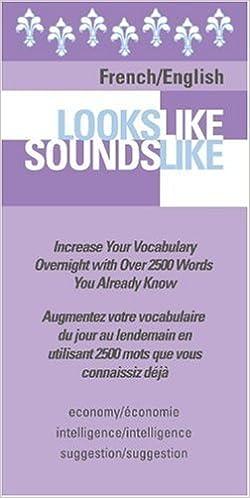 En ligne Looks Like Sounds Like pdf, epub ebook