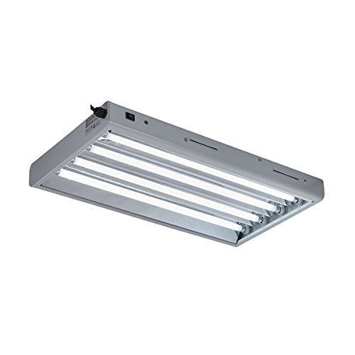 Oppolite T5 2FT 4-Lamp Grow Light Kit Fluorescent Ho for sale  Delivered anywhere in USA