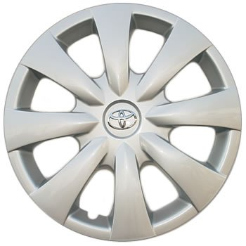 genuine toyota hubcap - 6