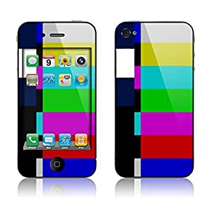 SkunkWraps Apple iPhone 4 4S Slim Hard Case Cover - Robot