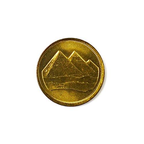 Egypt Coin Lapel Pin
