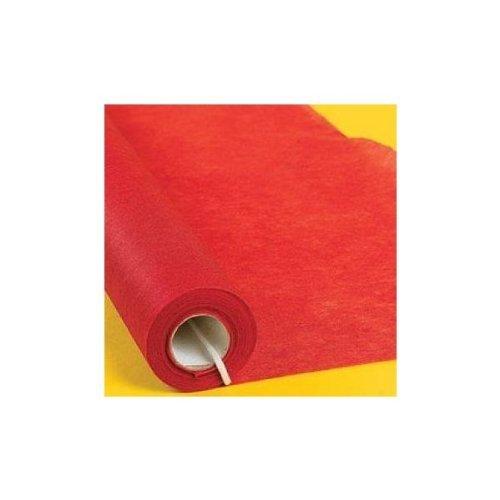 Red Movie Night Aisle Runner (6 pieces) - Bulk