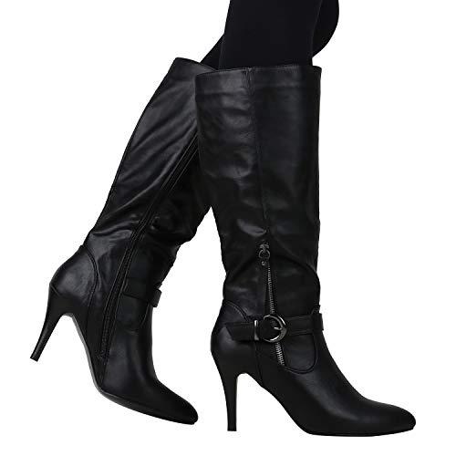 Women Women VITA VITA Boots VITA Black SCARPE SCARPE Black Boots SCARPE Women Boots fqwxtAEg