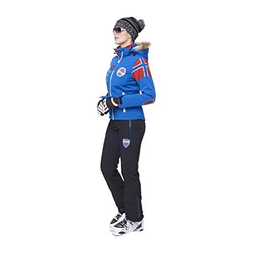 Nebulus Chaqueta Esquí Alpin Azul 2XL