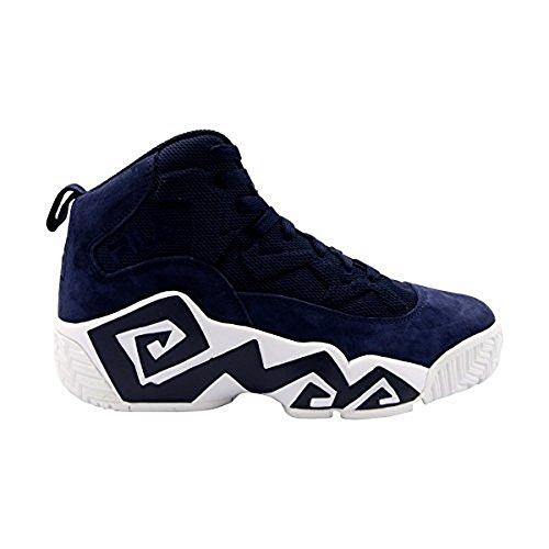 Fila Men's MB Mesh Navy/White Sneakers Shoes Sz: 10.5