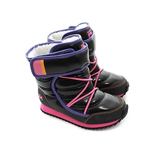 Ii Negro Rosa Frostbound Ninos Purpura Botas Reebok Para 7zB5vTqwTc