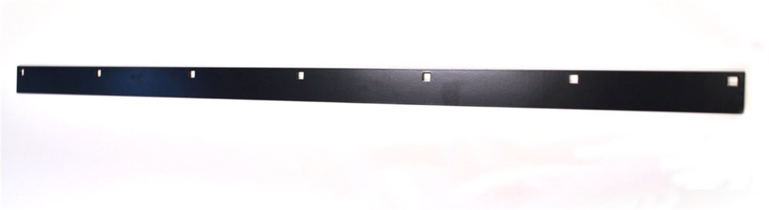 WARN 39416 Black Steel Wear Bar - 48''