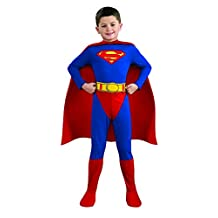 Rubies Costume Co. Child's Superman Costume, Toddler