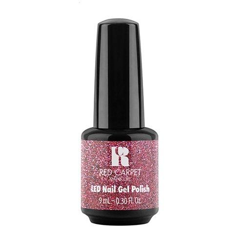 線代わりの路面電車Red Carpet Manicure - LED Nail Gel Polish - Bombshell Babe - 0.3oz / 9ml