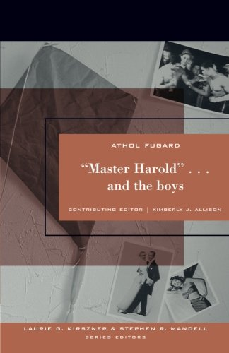 Master harold and the boys essay