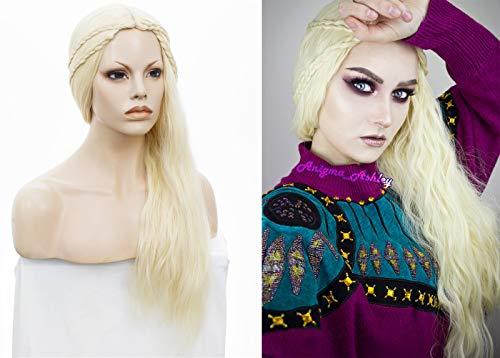 Daenerys Targaryen Cosplay Wig for Game of